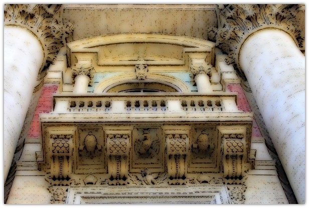 Balkon Błogosławieństw
